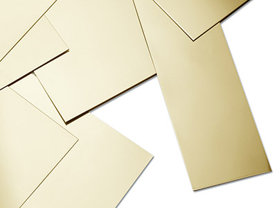 14ct A Yellow Sheet 1.50mm, 100   Recycled Gold