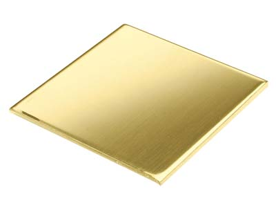22ct Yellow DS Sheet 1.50mm, 100  Recycled Gold