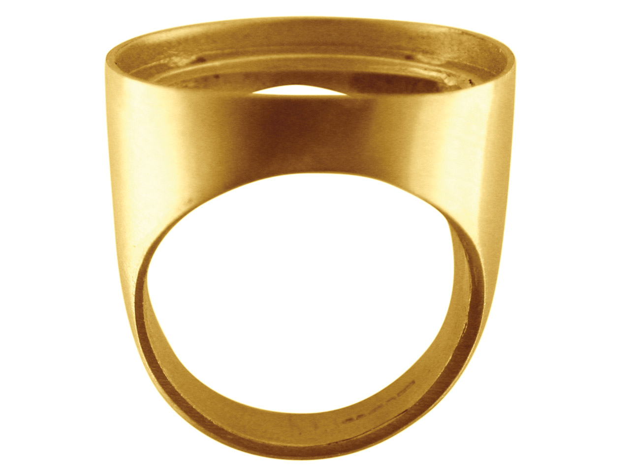 1//2 9ct YELLOW GOLD HALF SOVEREIGN DIAMOND CUT FOUR CLAW COIN BEZEL