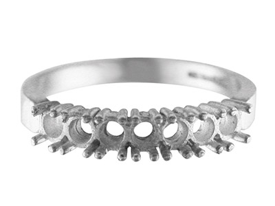 9ct-White-K31a-1-2-Eternity-Ring-7-St...