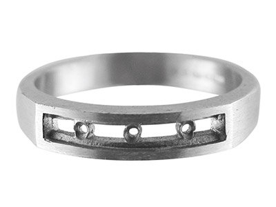 9ct-White-K61-Eternity-Ring-Channel-S...
