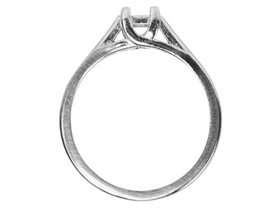 9ct-White-Square-Crossover-Ring----Mo...
