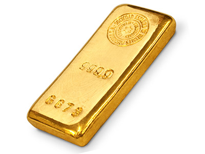 Fine Gold Bar 250gms Cast