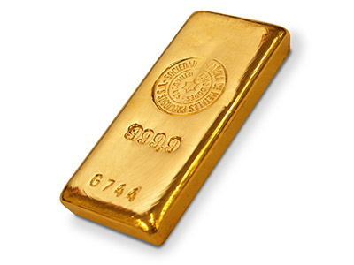 Fine Gold Bar 500gms Cast