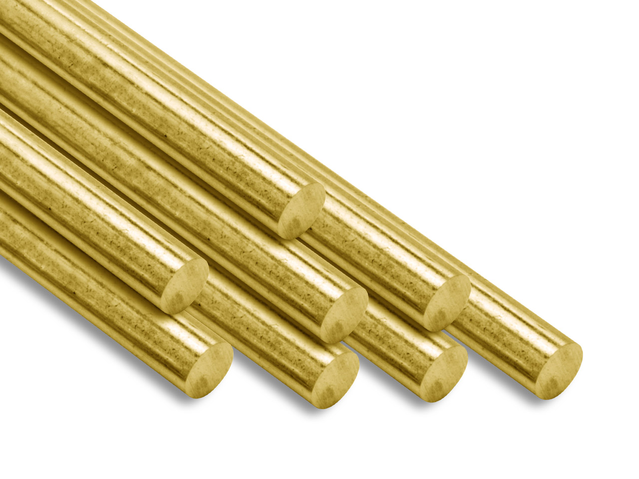 18hab Round Pin Wire 1.00mm Fully  Hard, Straight Lengths, 100%       Recycled Gold