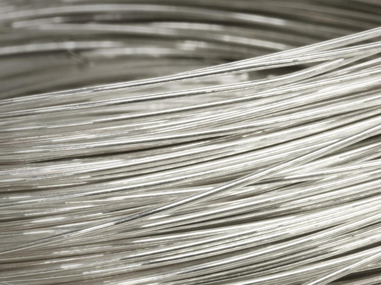 Gw Palladium Round Wire 0.80mm - cooksongold.com