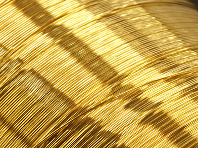Q9999 Fine Gold Wire 0.50mm Fully  Annealed Reels