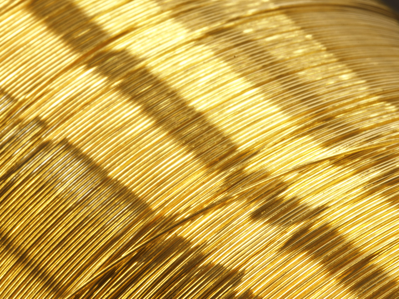 Q9999 Fine Gold Wire 1.00mm Fully  Annealed, 50gm Reels