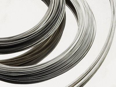 Sterling Silver Round Wire 0.40mm Fully Annealed