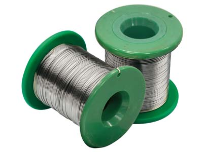 Ecosilver Extra Easy Solder Wire   1.00mm, 30gm Reels