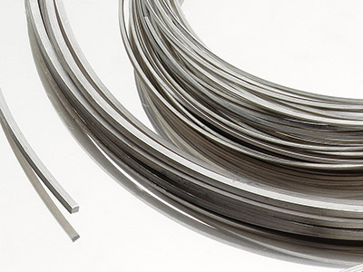 Palladium Gw Square Wire 6.00mm    Fully Annealed