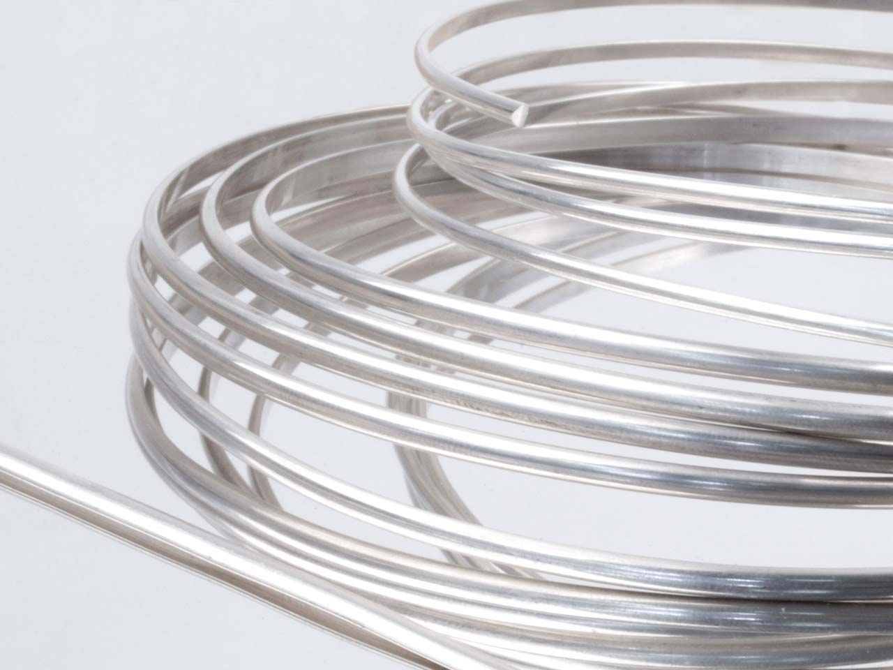Ecosilver D Wire 2.3mm X 1.5mm
