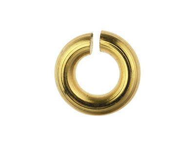 Gold Filled Open Jump Ring 4mm     Pack of 10