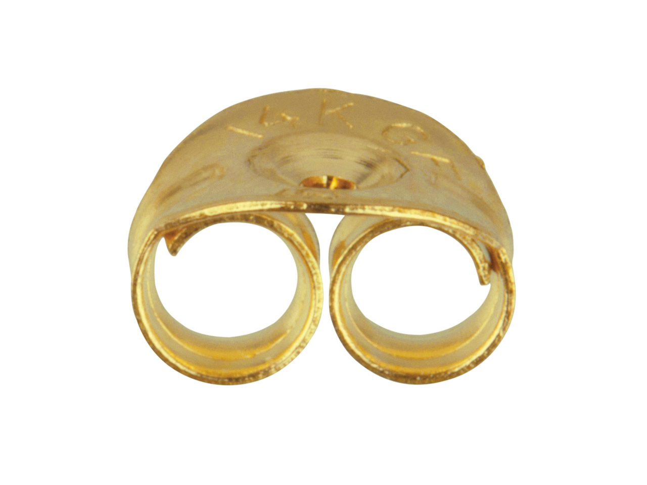 14ct Gold Filled Ear Scroll        Standard Pack of 6