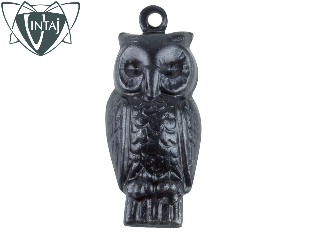 Vintaj Arte Metal Perching Owls