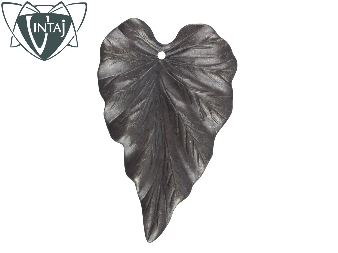 Vintaj Brass Woodland Leaf