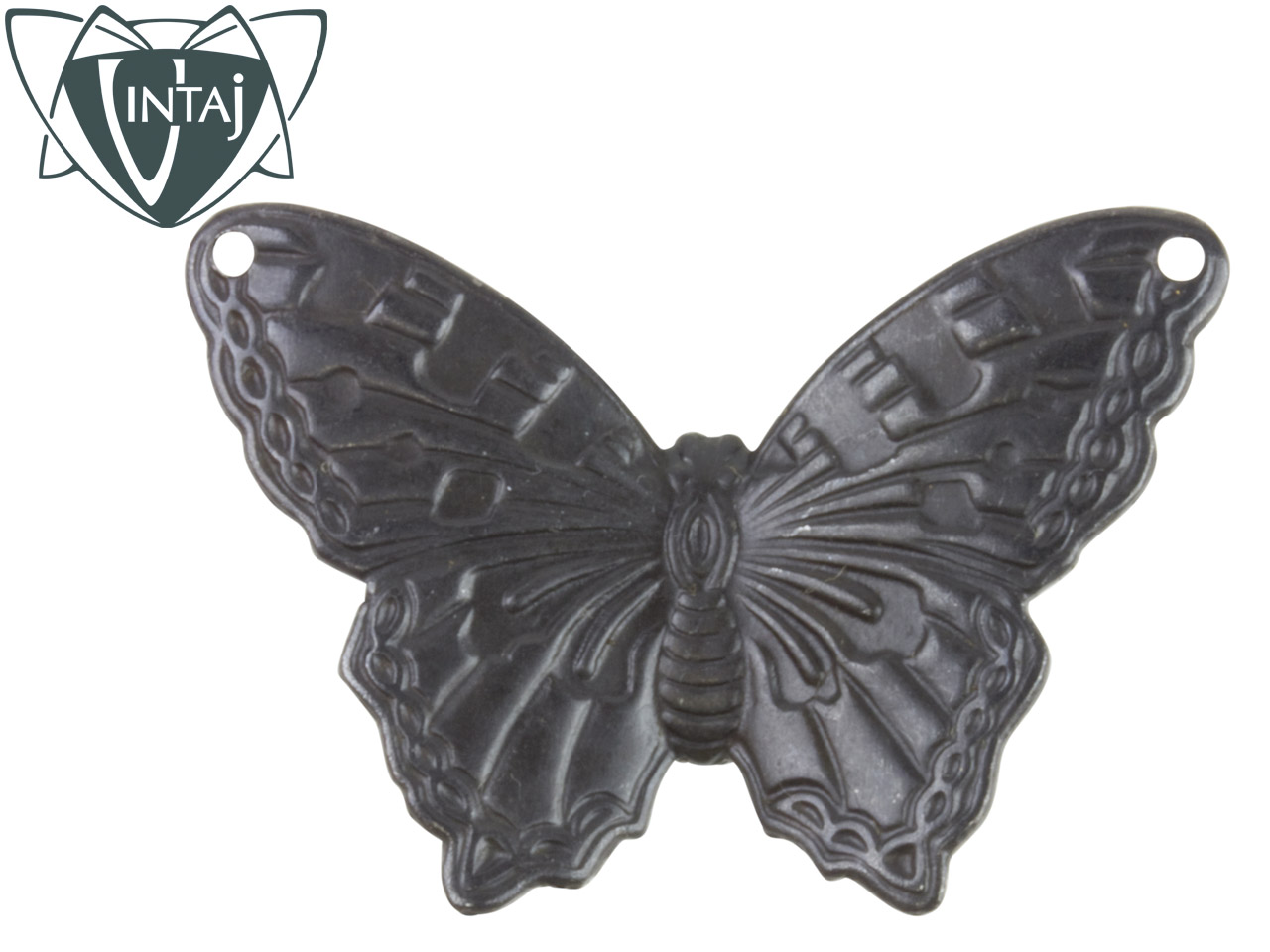 10% OFF  Vintaj Arte Metal Butterfly