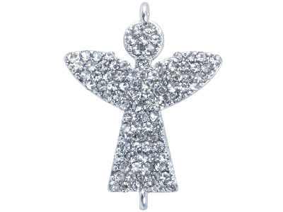 Silver-Plated-Base-Metal-Angel-----Co...