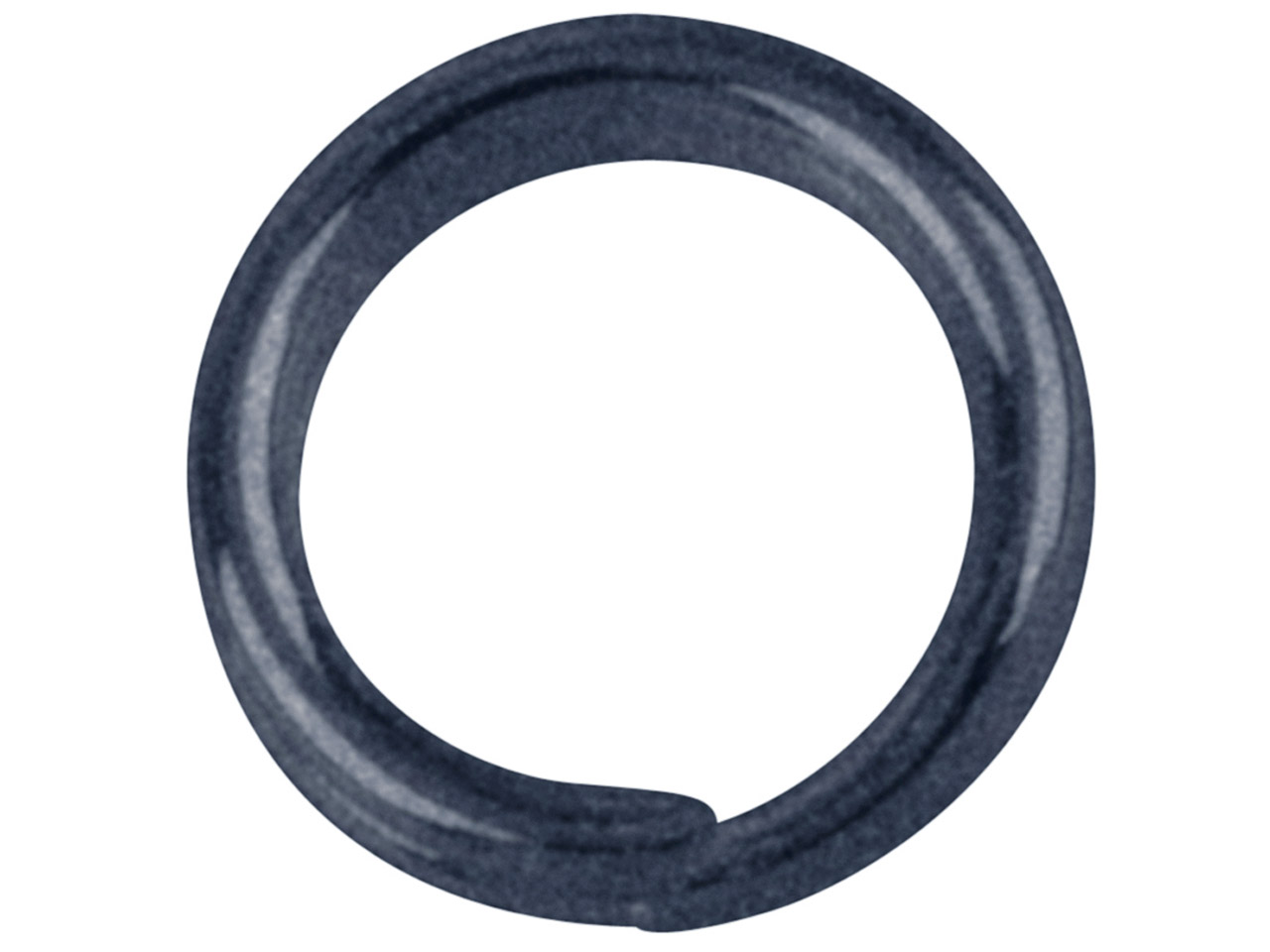 Antique Black Split Rings 5.8mm    Pack of 20