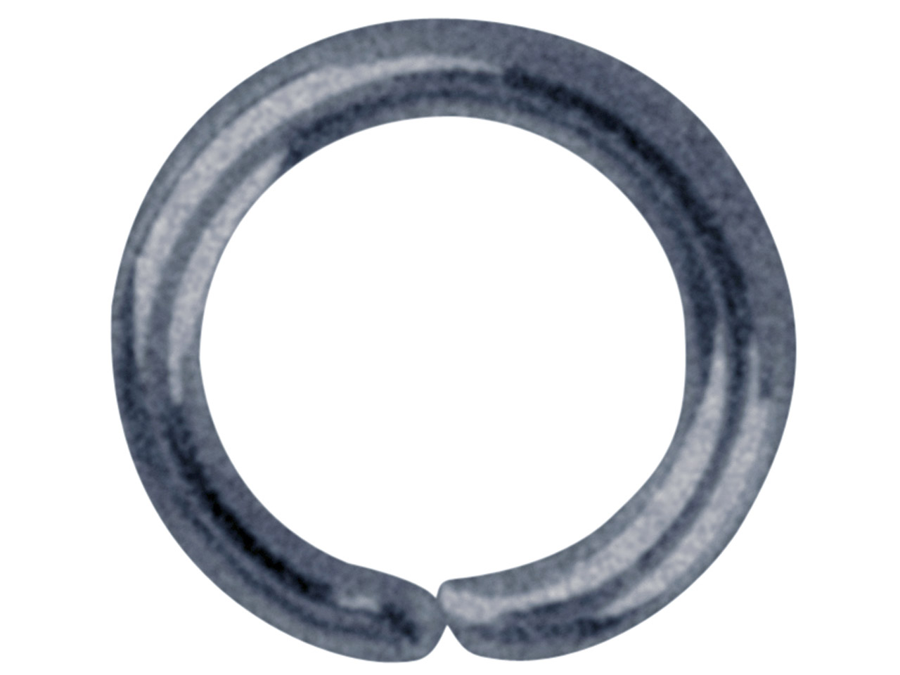 Antique Black Jump Ring Round 4.5mm Pack of 100,