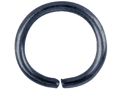 Antique-Black-Jump-Ring-Round-10mm-Pa...