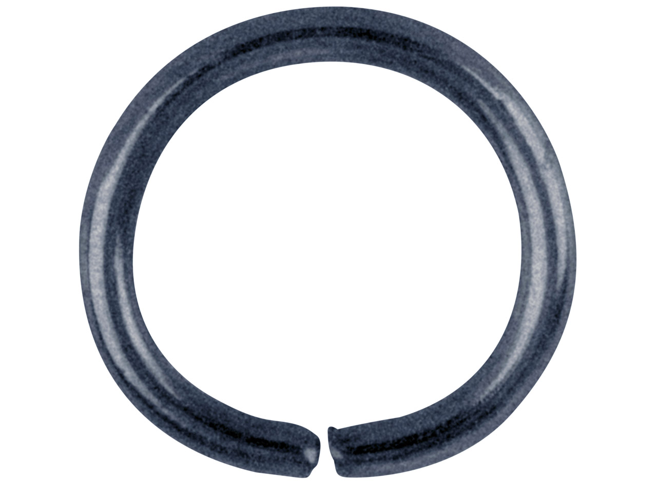 Antique Black Jump Ring Round 10mm Pack of 100,