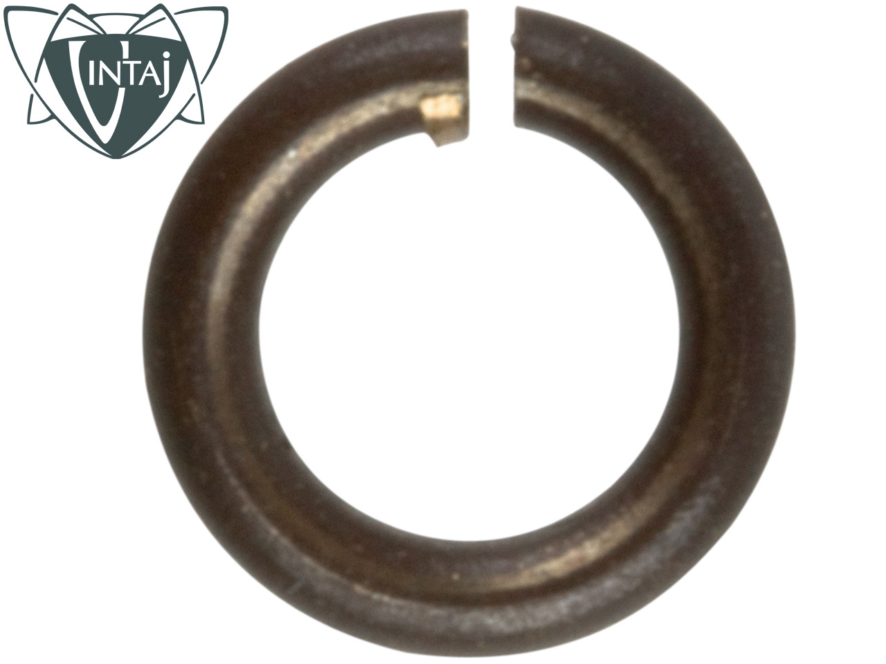 Vintaj Brass Jump Rings 4.75mm Pack of 24