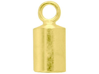 Gold-Plated-Chain-End-Caps-3.5mm---Pa...