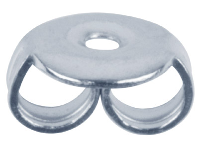 Surgical Steel Scrolls Small,      Pack of 25