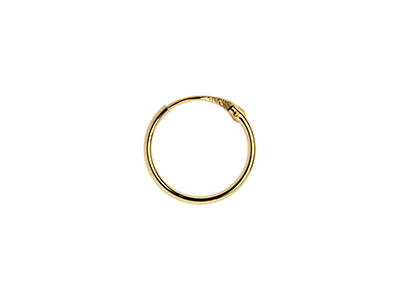 9ct-Yellow-Creole-Superlight-11mm--Hoop