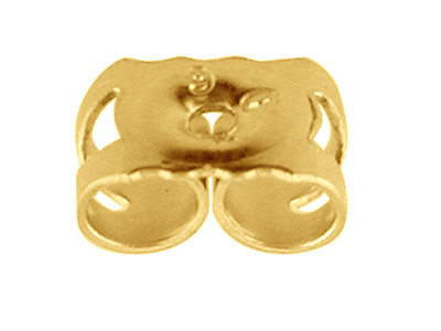 9ct Yellow Gold Scroll Medium      Pack of 6
