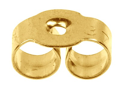 9ct Yellow Gold Scrolls 112