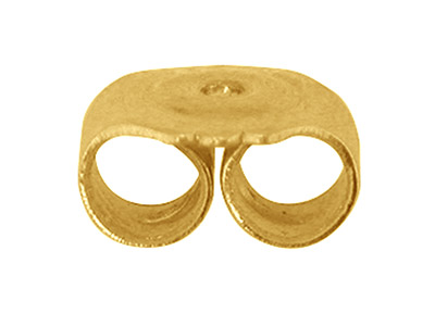 18ct Yellow Gold Aw10 Scrolls