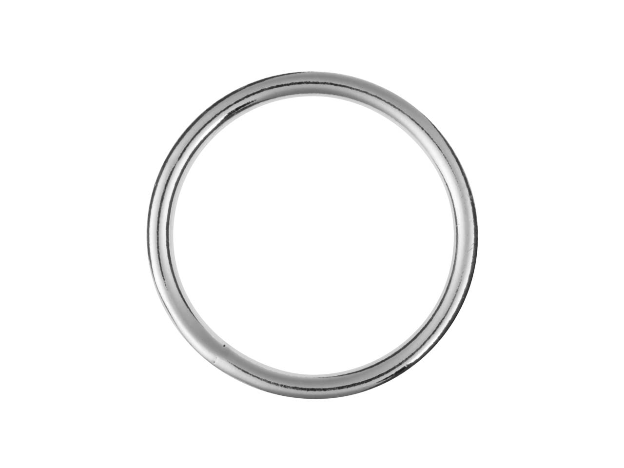 Sterling Silver Circle Of Life 20mm