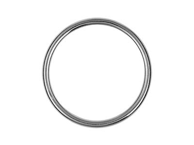 Sterling Silver Circle Of Life 25mm