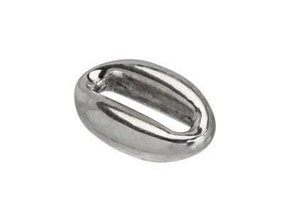 Sterling-Silver-Oval-Link-Connector10mm