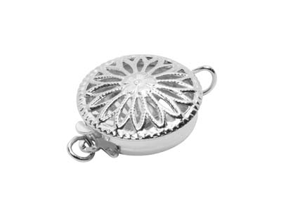 Sterling-Silver-12mm-Round-Fancy---Cl...