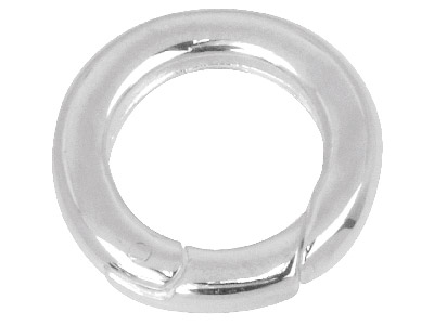 Sterling Silver Lobster Ring       Shortner, 20mm X 3.7mm