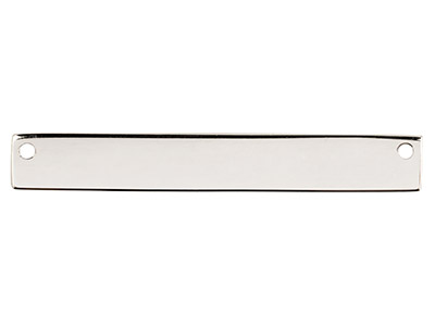 Sterling-Silver-Rectangular-Bar----40...