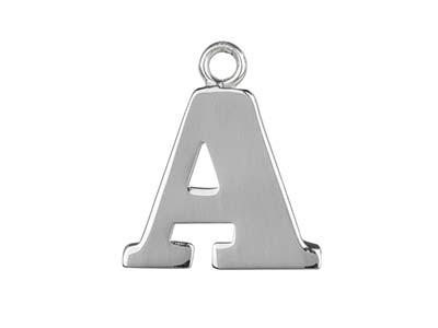 Alphabet - Metal Stamping Blanks - Jewellery Making Supplies