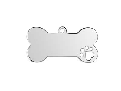 Sterling-Silver-Dog-Bone-Pet-------St...