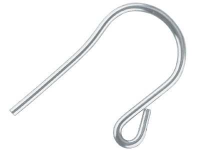 Sterling-Silver-Plain-Hook-Wire,---Pa...