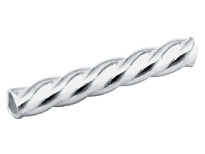 Sterling-Silver-Round-Twisted-Tube-Be...