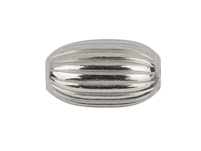 Sterling-Silver-Oval-Corrugated----Be...