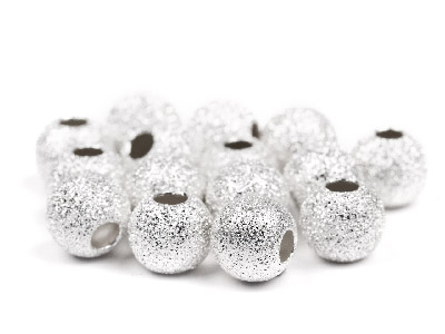 Sterling-Silver-Beads-Round--------Fr...
