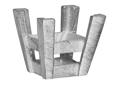 Platinum-Square-4-Claw-5.0mm-------Se...