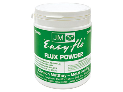 Easy Flo Flux Powder - 500gm       Un3288 Toxic