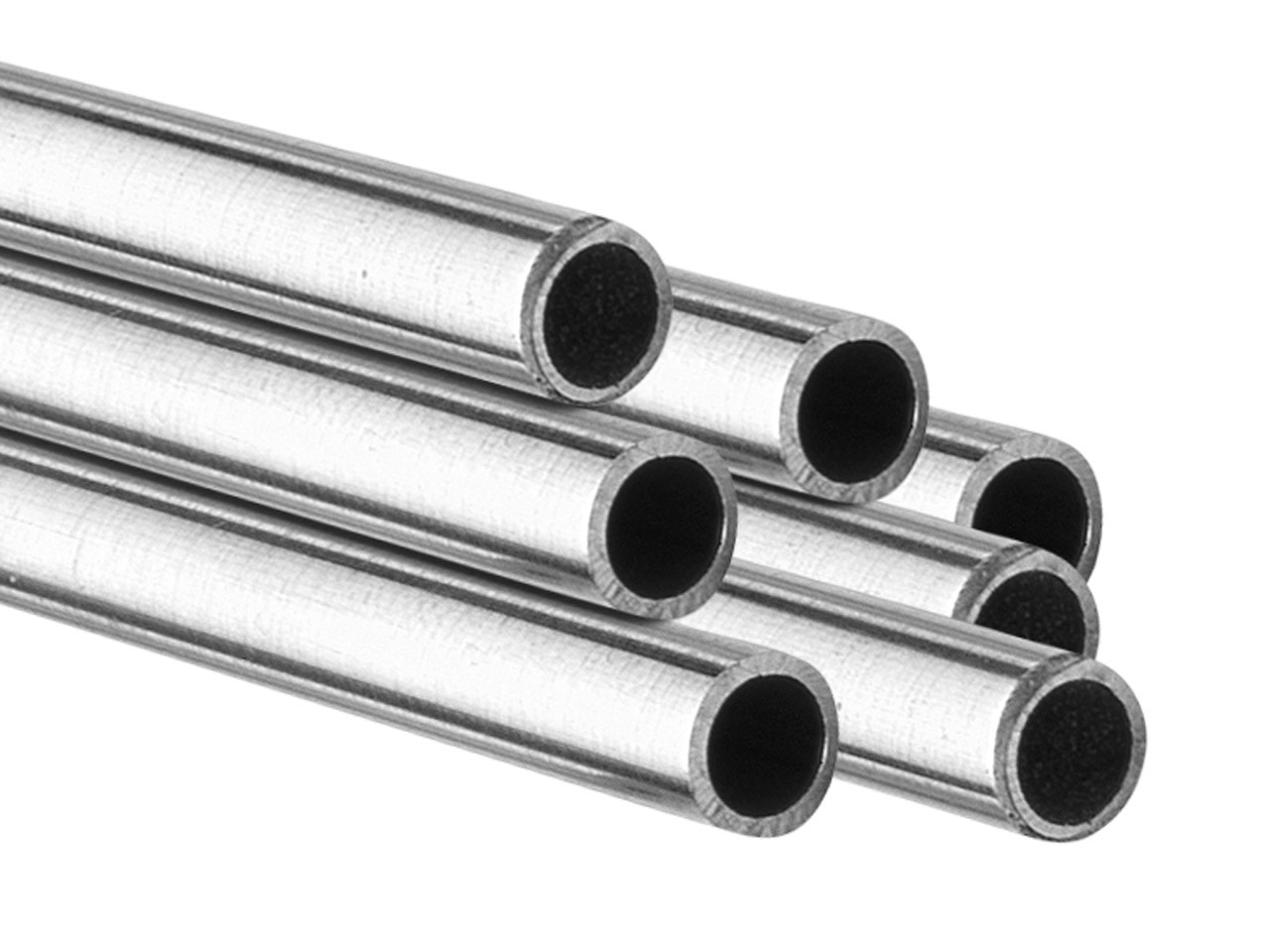 Gw Platinum Tube, Ref 8,           Outside Diameter 2.4mm,            Inside Diameter 1.6mm, 0.4mm Wall  Thickness