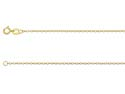 9ct-Yellow-Gold-1.2mm-Trace-Chain--18...