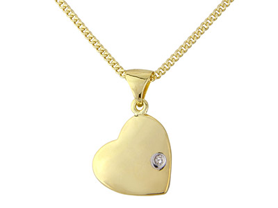 Sterling-Silver-Pendant-Gold-Plated-D...